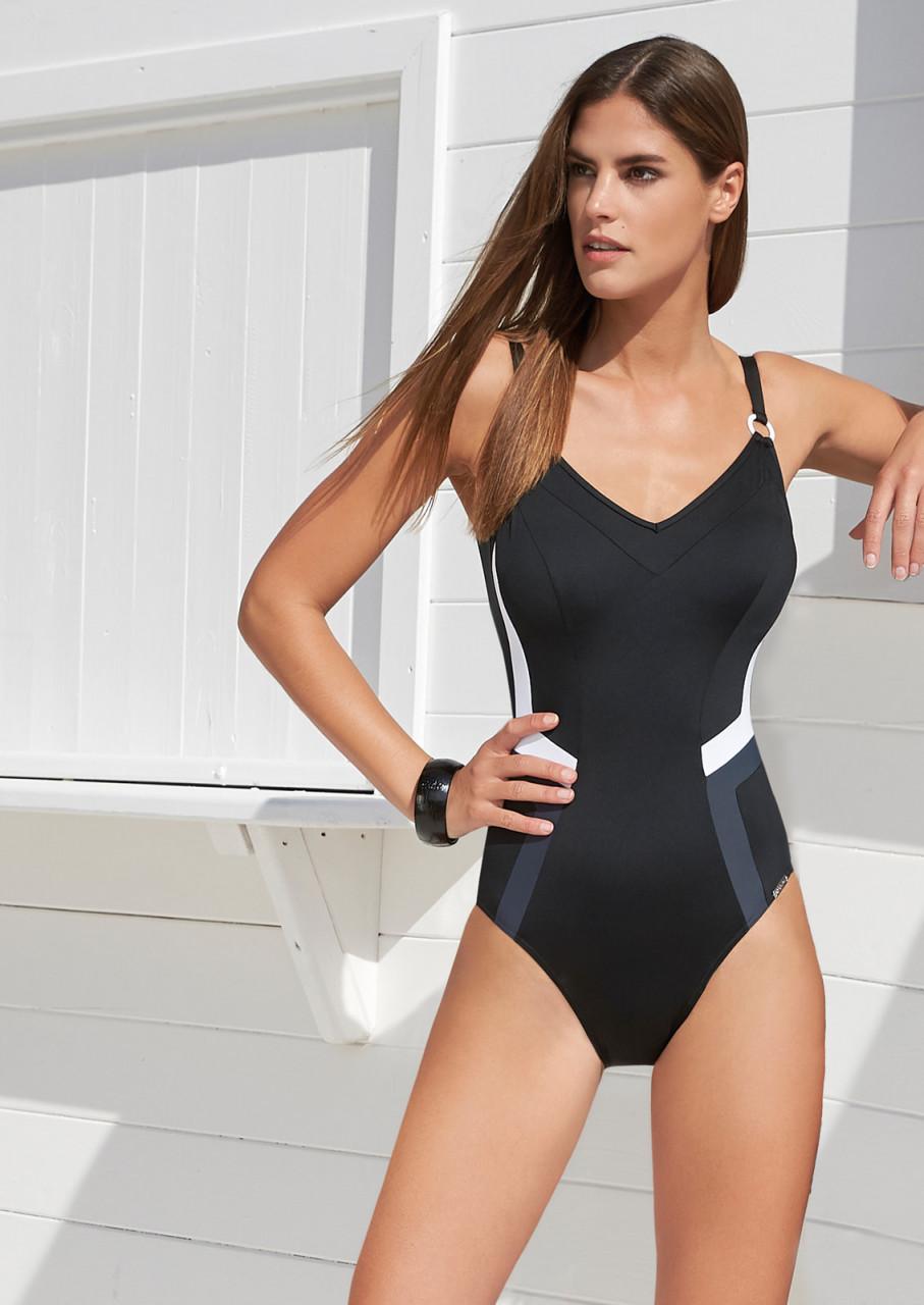 Badeanzug Straight and Clean   Badeanzüge   Women   My-New-Bikini.de 79fb38adaf