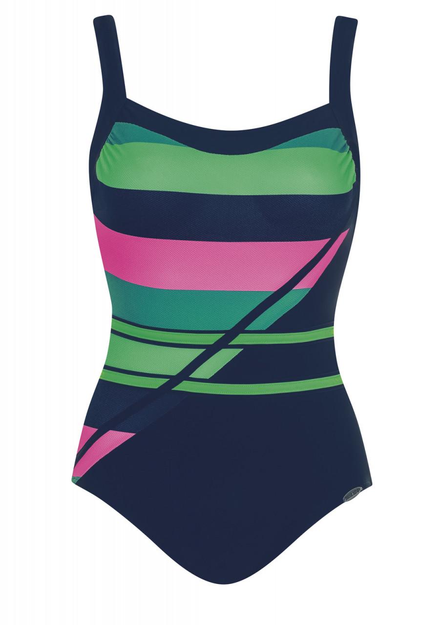 Badeanzug Pink Wave Shapewear   Badeanzüge   Women   My-New-Bikini.de 92d7e549c2