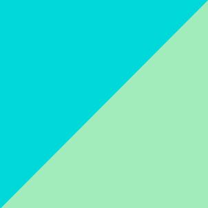türkis/mintgrün