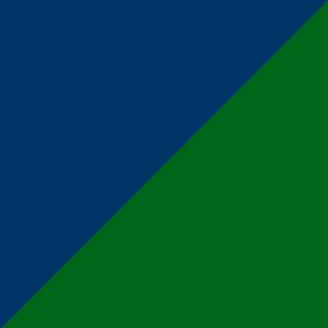 nachtblau/dunkelgrün