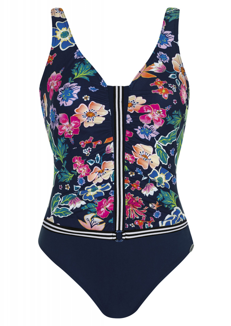 Badeanzug Dark Flower   Badeanzüge   Women   My-New-Bikini.de 34e4341a03