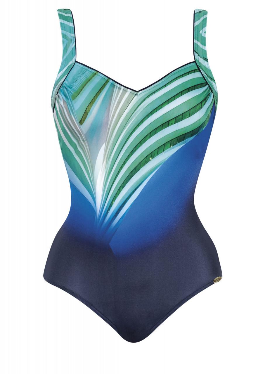 Badeanzug Blue Charm Shapewear   Badeanzüge   Women   My-New-Bikini.de f26ed7eefe